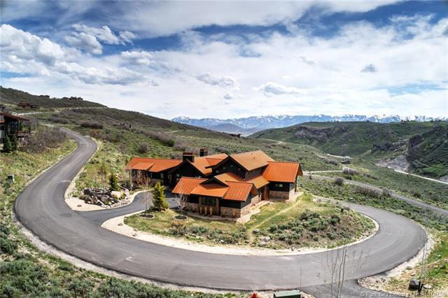 1590 Canyon Gate Road, Park City, UT 84098 (MLS #11803642) :: High Country Properties