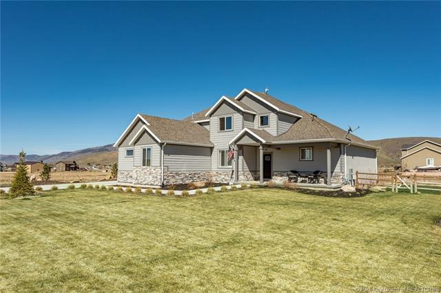 1185 S Village Drive, Francis, UT 84036 (MLS #11803648) :: The Lange Group