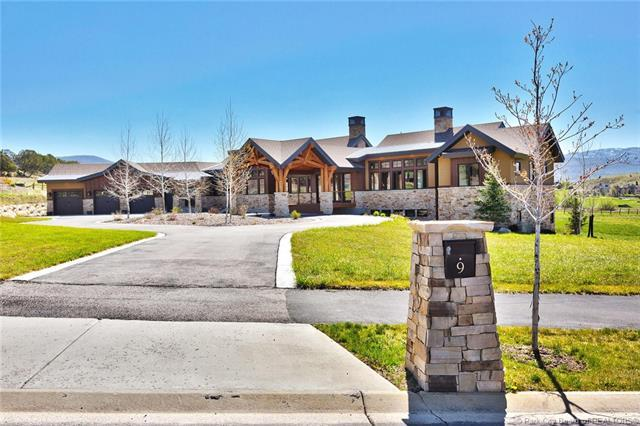 9 S Lindsay Hill Drive, Heber City, UT 84032 (MLS #11803699) :: High Country Properties