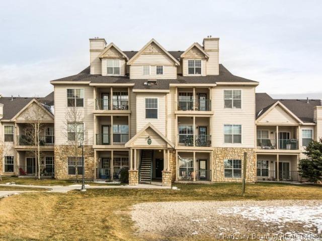 900 Bitner O-35, Park City, UT 84098 (MLS #11803714) :: Lookout Real Estate Group