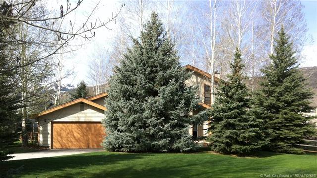 5345 Ranch Place, Park City, UT 84098 (MLS #11803745) :: The Lange Group