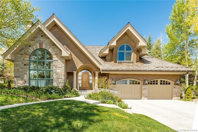 75 Thaynes Canyon Drive, Park City, UT 84060 (MLS #11803794) :: The Lange Group