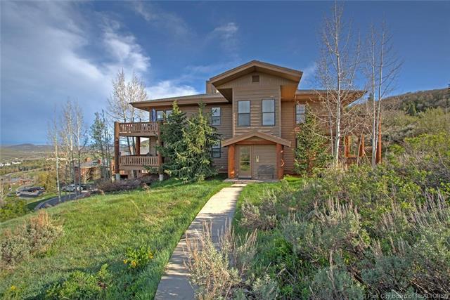 8041 Gambel Drive S-24, Park City, UT 84098 (MLS #11803817) :: High Country Properties