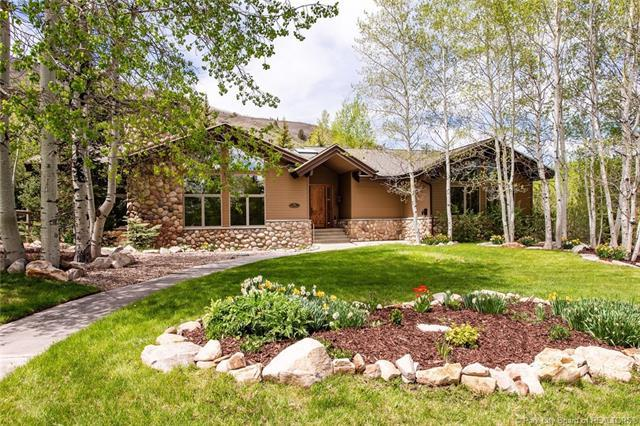 79 Thaynes Canyon Drive, Park City, UT 84060 (MLS #11803826) :: The Lange Group