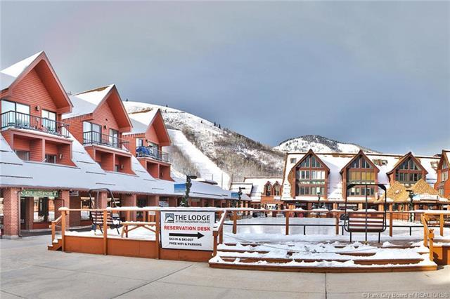 1385 Lowell #207, Park City, UT 84060 (#11803840) :: Red Sign Team