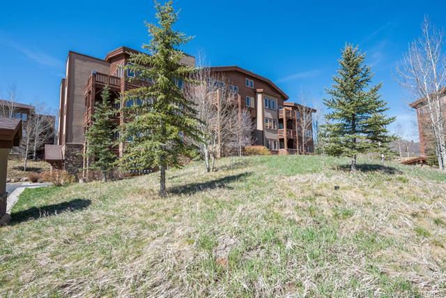 6641 N 2200 #306, Park City, UT 84098 (MLS #11803843) :: High Country Properties
