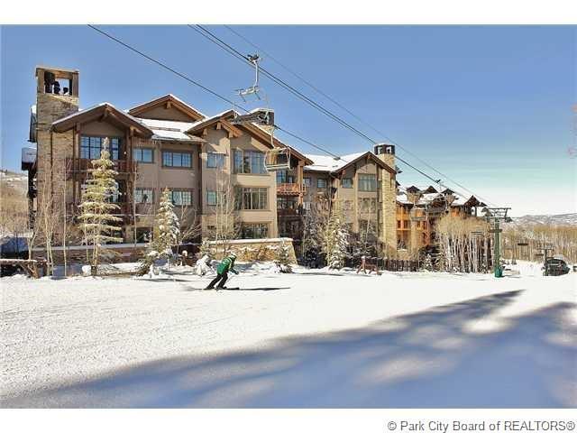 8886 Empire Club Drive #302, Park City, UT 84060 (MLS #11803850) :: High Country Properties