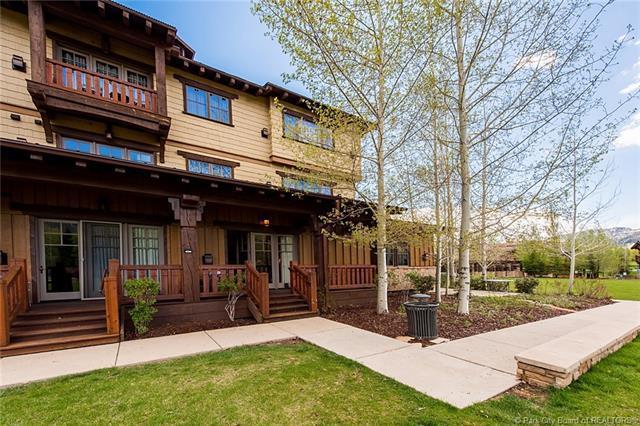 2001 Park Avenue #112, Park City, UT 84060 (MLS #11803853) :: High Country Properties