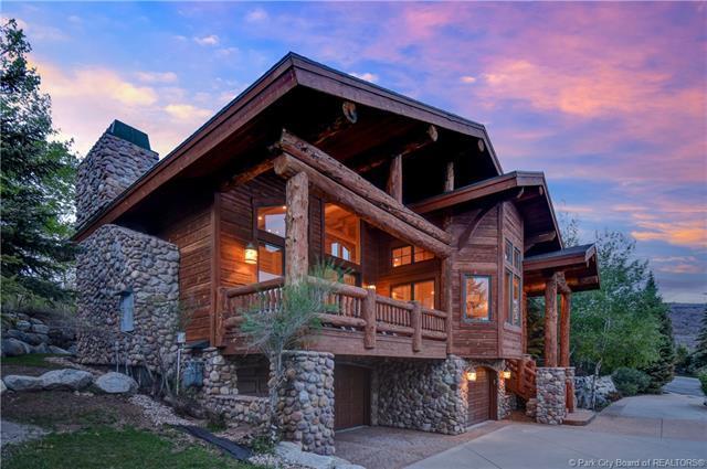 3555 Oakwood Drive, Park City, UT 84060 (MLS #11803874) :: High Country Properties