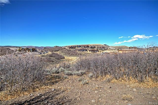 8663 N Promontory Ridge Drive, Park City, UT 84098 (MLS #11803893) :: High Country Properties