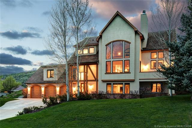 3316 W Daybreaker Drive, Park City, UT 84098 (MLS #11803908) :: High Country Properties