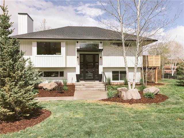 2498 Little Kate Road, Park City, UT 84060 (MLS #11803909) :: High Country Properties