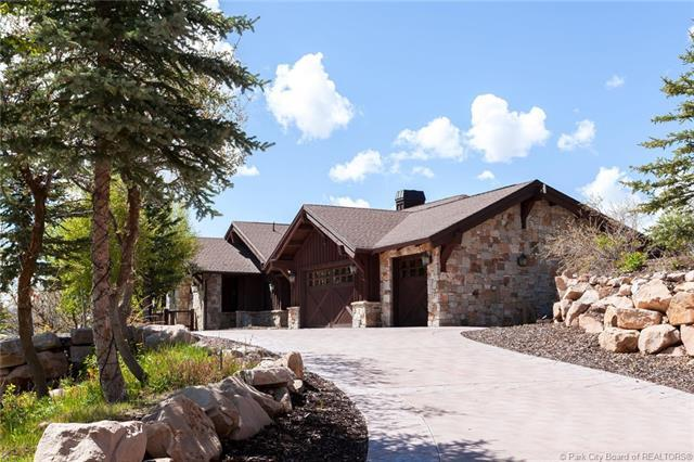 1107 Snow Berry Street, Park City, UT 84098 (MLS #11803910) :: High Country Properties