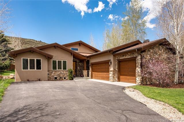 5124 Heather Lane, Park City, UT 84098 (MLS #11803931) :: High Country Properties