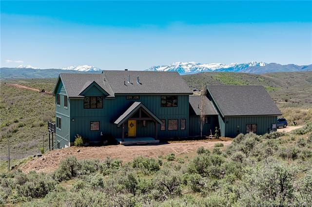 1960 Grandview Loop, Kamas, UT 84036 (MLS #11803992) :: The Lange Group
