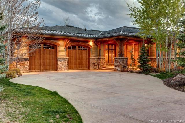 3249 Mountain Top Lane, Park City, UT 84060 (MLS #11804003) :: High Country Properties