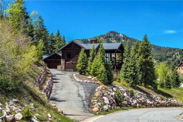 7177 Canyon Drive, Park City, UT 84098 (MLS #11804006) :: High Country Properties
