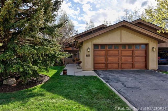 2804 Estates Drive, Park City, UT 84060 (MLS #11804028) :: The Lange Group