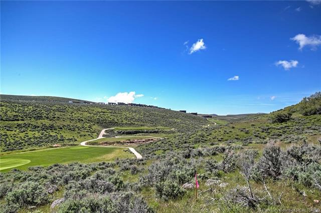 6830 Painted Valley Pass, Park City, UT 84098 (MLS #11804074) :: The Lange Group