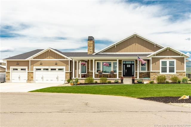 228 W Lazy Acres Ln, Marion, UT 84036 (#11804236) :: Red Sign Team