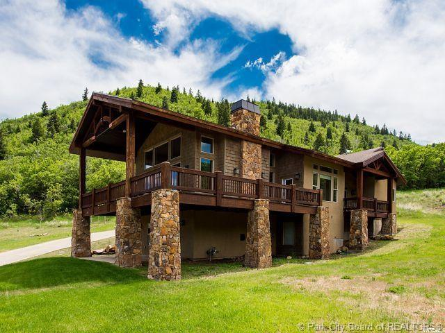 1317 W Lime Canyon Road, Midway, UT 84049 (MLS #11804368) :: The Lange Group