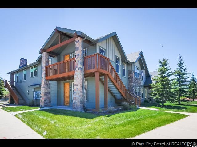 1746 Redstone Avenue A-1, Park City, UT 84098 (MLS #11804385) :: High Country Properties