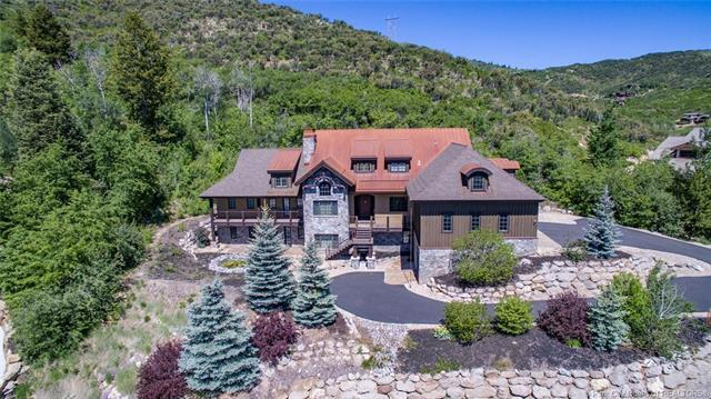 4661 Mckinney Court, Park City, UT 84098 (MLS #11804398) :: Lookout Real Estate Group