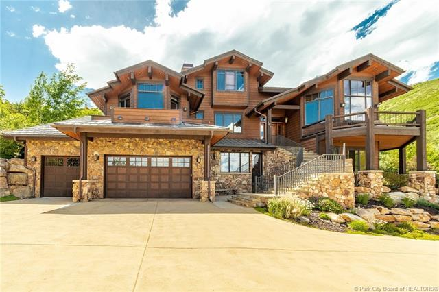 2681 W Deer Hollow Road, Park City, UT 84032 (MLS #11804413) :: High Country Properties