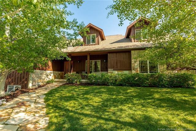2024 Paddington Drive, Park City, UT 84060 (MLS #11804433) :: Lookout Real Estate Group