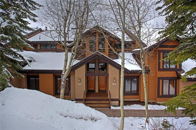 7993 Ridgepoint Drive #107, Park City, UT 84060 (MLS #11804465) :: High Country Properties