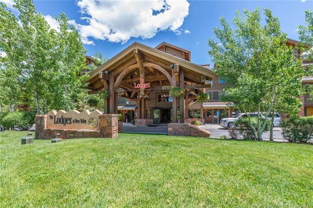 2900 E Deer Valley Drive #3306, Park City, UT 84060 (MLS #11804489) :: Lawson Real Estate Team - Engel & Völkers