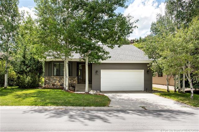 1656 W Silver Springs Drive, Park City, UT 84098 (MLS #11804519) :: Lawson Real Estate Team - Engel & Völkers