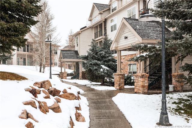 900 Bitner Road F-30, Park City, UT 84098 (MLS #11804530) :: Lookout Real Estate Group