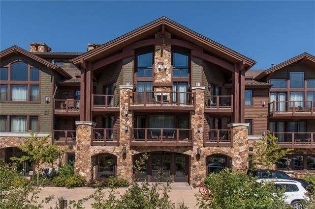 2100 Frostwood Boulevard #5164, Park City, UT 84098 (MLS #11804619) :: The Lange Group