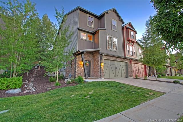 845 W Benjamin Place #211, Kamas, UT 84036 (MLS #11804654) :: The Lange Group