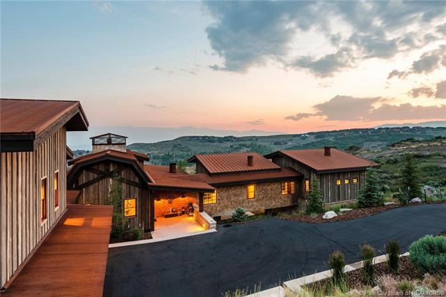 3385 Central Pacific Trail, Park City, UT 84098 (MLS #11804660) :: The Lange Group