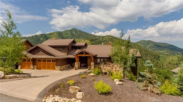 7309 Pine Ridge Drive, Park City, UT 84098 (MLS #11804877) :: The Lange Group