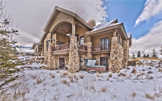 2543 Saddlehorn, Park City, UT 84098 (MLS #11804905) :: The Lange Group