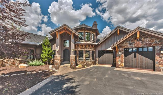 2759 E Bitter Brush Drive, Park City, UT 84098 (MLS #11804915) :: The Lange Group