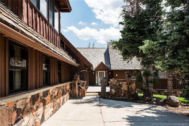 1609 Tollgate Canyon Road, Park City, UT 84098 (MLS #11804916) :: High Country Properties