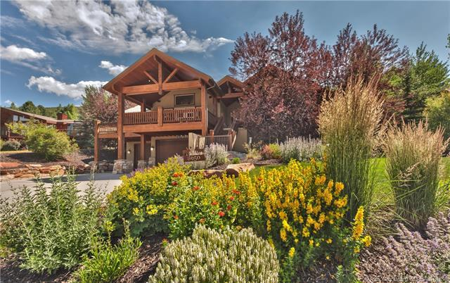 8950 N Flint Way, Park City, UT 84098 (MLS #11804971) :: The Lange Group