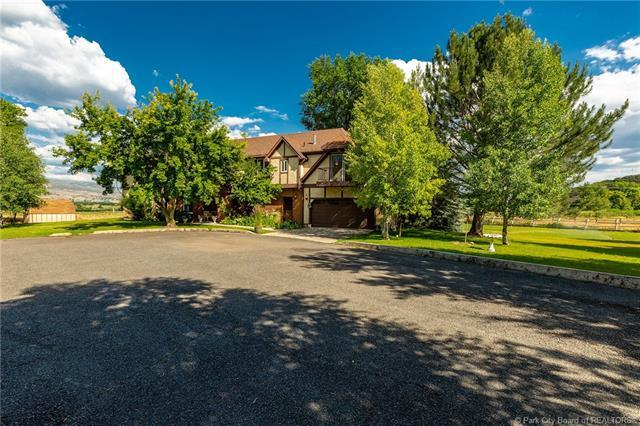 650 River Road, Midway, UT 84094 (MLS #11804991) :: The Lange Group