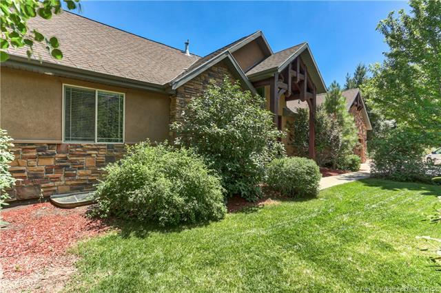 1203 W Lime Canyon Road, Midway, UT 84049 (MLS #11805007) :: The Lange Group