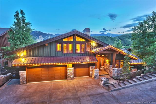 3538 Oak Wood Drive, Park City, UT 84060 (MLS #11805020) :: High Country Properties