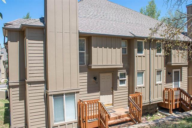 2100 Canyons Resort Drive #1, Park City, UT 84098 (MLS #11805055) :: The Lange Group