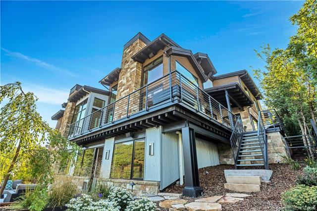 491 Echo Spur, Park City, UT 84060 (MLS #11805065) :: High Country Properties