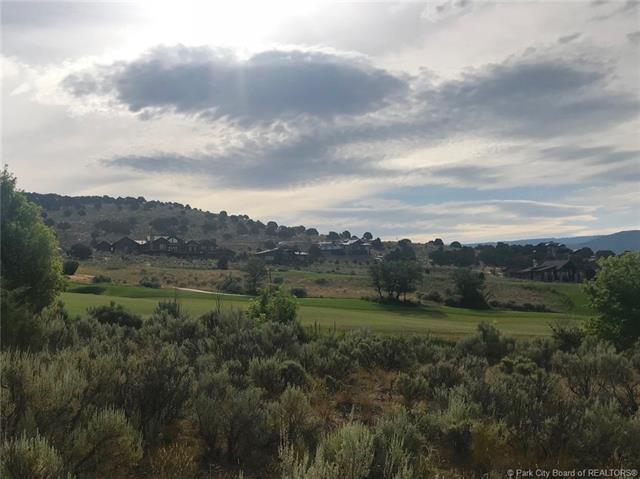 646 N Red Mountain Ct (Lot 224), Heber City, UT 84032 (#11805074) :: Red Sign Team