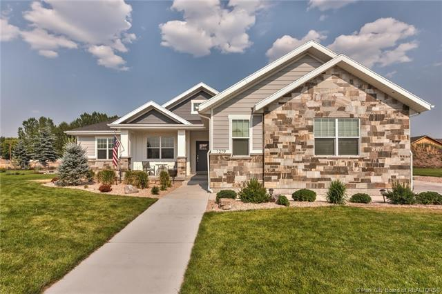 1279 S 2950 East, Heber City, UT 84032 (MLS #11805230) :: The Lange Group