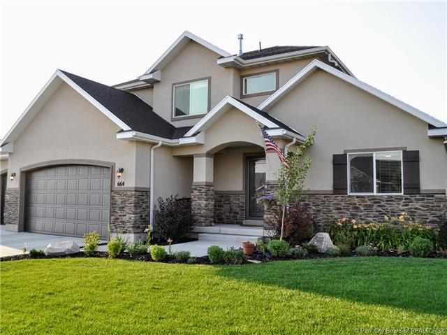 664 S Falkirk Road, Heber City, UT 84032 (#11805234) :: Red Sign Team