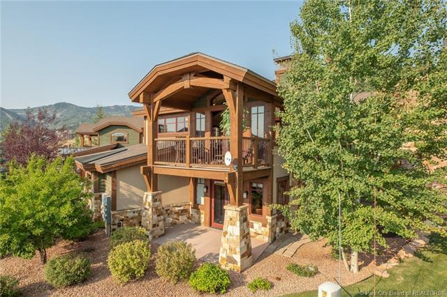 4133 Fairway Lane A4, Park City, UT 84098 (#11805248) :: Red Sign Team